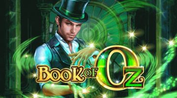 Book of oz slot gratis